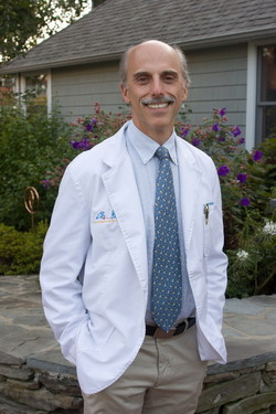 Dr. Howard Gittelman, veterinarian, New City, NY