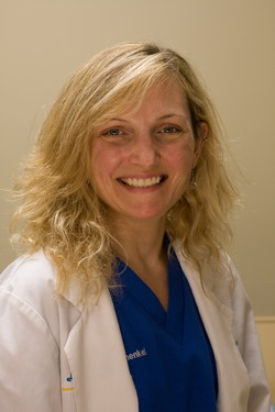 Lisa Schenkel is a veterinarian in Rockland County and in New City, NY